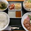 焼肉 さくら - 料理写真:豚トロ塩、地鶏味噌、ランチ980円