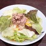 CoCo壱番屋 - ツナサラダ