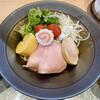 中華そば 深緑 - 料理写真:限定「マイヤーレモンの冷やし中華」1100円