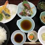 居酒屋 ヤマヤ - '21/07/22 ヤマヤ御膳(税込1,200円)