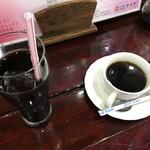 居酒屋 ヤマヤ - '21/07/22 アイス&ホット(税込50円×2)