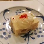 Shabusen - ⚫アスパラ豆腐