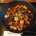 中国料理 味道 - 四川麻婆麺、麺半分