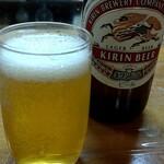 娘娘 - ドリンク写真:瓶ビール