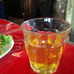 チャオバンブー - お水じゃなくてジャスミン茶でした