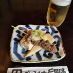 155123411 - おでん&生ビール( *´艸)