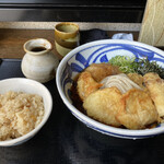 うどんばか平成製麺所 - 料理写真: