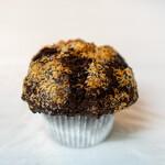 オブゴ ベーカー - Colin's lamington muffins