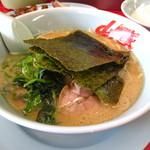 山岡家 - 醤油ラーメン