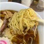 155133751 - ちゅるちゅるっとした麺