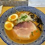 麺屋 まるきよ - 料理写真:「えびみそ」880円