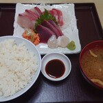 かねまつ食堂 - 料理写真:
