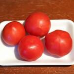 柚木元 - トマト
