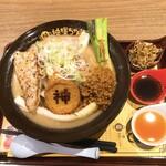 神様ちゃんぽん - 料理写真:神様ちゃんぽん 1,380円