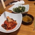 炭火焼肉たけさん亭 - 料理写真: