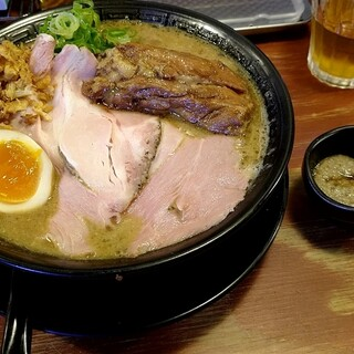 頑固麺 - 料理写真: