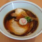 吉風  - 醤油ラーメン