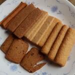 小岩井農場 - グルメファンクッキー ミニアソート 520円