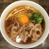 十人十色 - 料理写真:限定・徳島風中華そば(1000円)