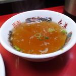 15516388 - 炒飯のスープ