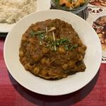 インド・ネパールレストラン プルナディープ - 料理写真: