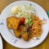 ムツヤ - 料理写真:茄子はさみあげ