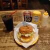 アメリカ食堂 サンズ・ダイナー - 料理写真:チーズバーガー