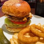155169751 - エッグチーズバーガー ¥1400-