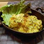 南インドの味 カレーリーフ - チキンのチーズ焼き ピリ辛です