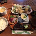 じんだんぼ - どんぐり定食1,390
