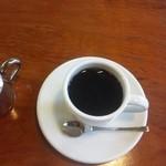 ゆのやま - ホットコーヒー