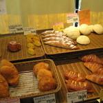 パン工房 タムラ - 150円前後の価格帯です