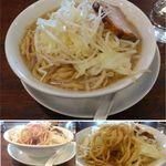 15518412 - ナシ ナシ ニシ 麺屋あっ晴れ(岐阜県可児市)
