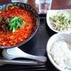 中国名菜 しらかわ - 料理写真:担々麺セット 990円