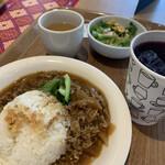 カフェ クロスロード - 料理写真: