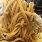 麺屋 歩夢 - 極太麺