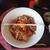 羅雲路 - 料理写真:イタリア産ホエー豚のスタミナ丼 700円 丼の直径22cm