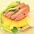 イタリアンレストラン Zucca - 料理写真:ビュルゴー家シャラン鴨とマンゴーの冷製パスタ