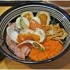 鮮魚鶏出汁麺 沢むら - 料理写真:ちらし麺・松 1350円