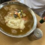 中華そば 田村 - トマトとチーズのラーメン 大 1050円