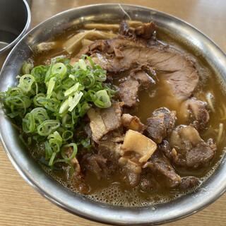 中華そば 田村 - 料理写真:チャーシュー入り 小 850円