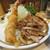 キッチン南海 - 料理写真:海老フライ+生姜焼き