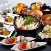 Akitabisaikan - 料理写真:『美の国あきたまるごとコース』比内地鶏スープを使ったきりたんぽ鍋付の大人気コース