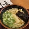 うどん大文字 - 料理写真:ちからうどん530円!