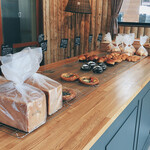 森とパン - 料理写真: