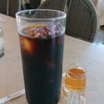 レストラン コロナ - アイスコーヒー