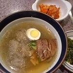 草の家 - 2012/08 冷麺