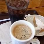 15522263 - 2012.10.27 ホットコーヒー、コーラ