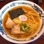 清見そば本店 - ラーメン500円