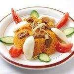 本場インド ネパール料理 ドゥルガダイニング - マトンビリヤニ